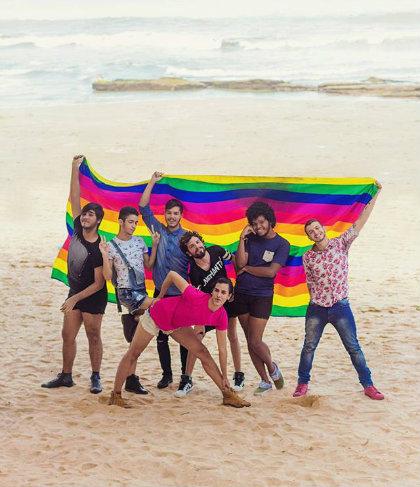 Documentário Bichas ganhou prêmio por colaborar com os direitos humanos da população LGBT. Foto: Fernando Cysneiros/Divulgação