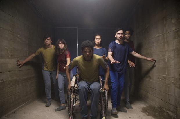 Primeiro seriado nacional da plataforma digital volta para mais uma temporada. Foto: Netflix/Divulgação