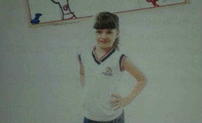 Aos sete anos, Beatriz foi morta com 42 facadas, dentro de colégio em Petrolina. Foto: Reprodução/ Facebook