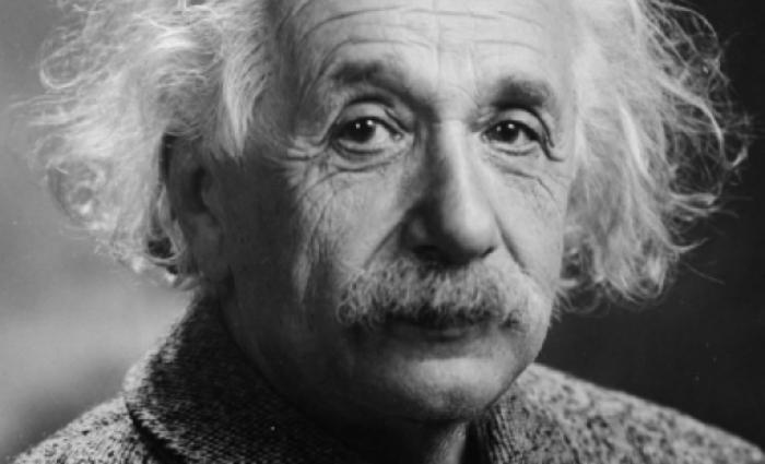 Teoria de Einstein foi confirmada por cientistas. Foto: Domínio público (Teoria de Einstein foi confirmada por cientistas. Foto: Domínio público)