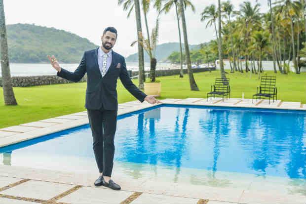 Gravação no Recife será a quarta no frmato DVD do cantor carioca. Foto: João Gomes/MF Assessoria
