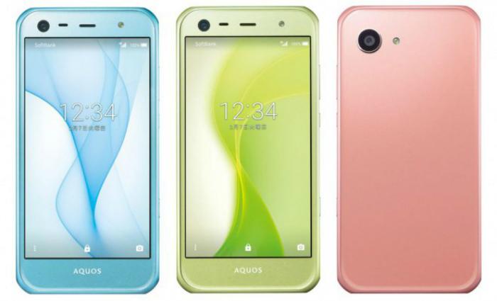 Aquos xx3, da Sharp, deve servir de modelo para o design do Nokia P1. Foto: Reprodução (Aquos xx3, da Sharp, deve servir de modelo para o design do Nokia P1. Foto: Reprodução)
