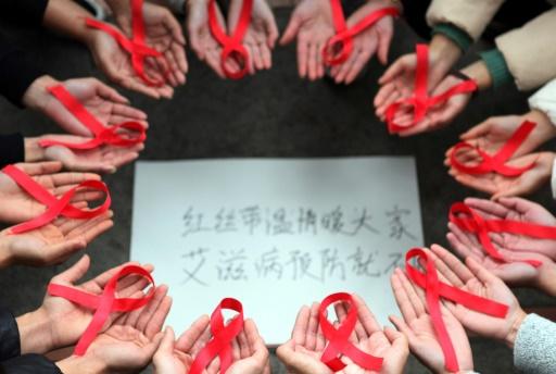 A China conta atualmente com 450.000 especialistas em medicina tradicional, segundo os dados oficiais. Foto: AFP/Arquivos STR