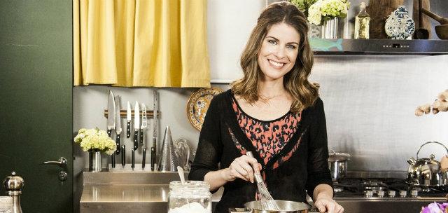 (Paulista comanda o programa Cozinha Prática com Rita Lobo. Foto: GNT/Divulgação)