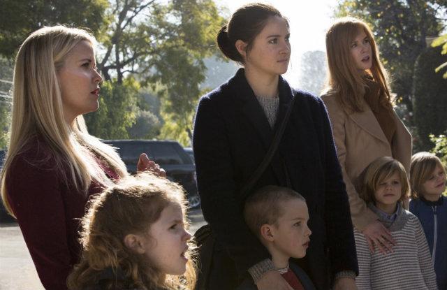 Big Little Lies retrata os desdobramentos ficionais de um assassinato ligado a três mães de estudantes. Foto: HBO/Divulgação