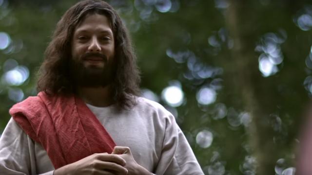 Vídeo causou polêmica entre os seguidores religiosos do grupo. Foto: YouTube/Reprodução