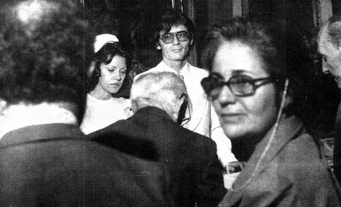 Após sair do Mosteiro de São Bento, Pedro Jorge casou-se com Maria das Graças (MPF/Divulgação)