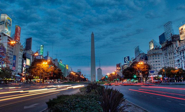 A Argentina pretende alcançar 9 milhões de turistas até 2020. Foto: Alex Reyes/Flickr/Reprodução
