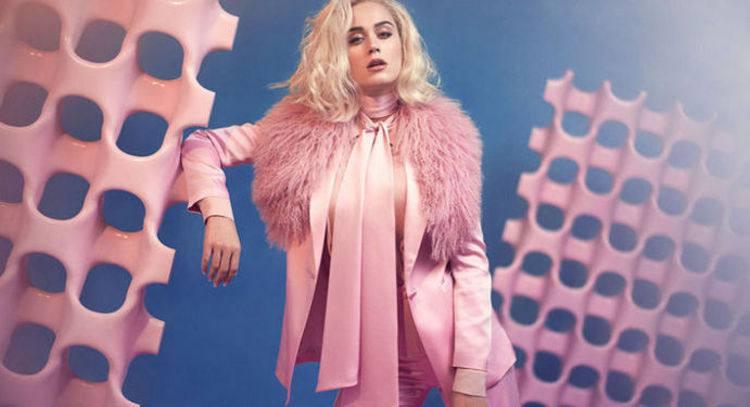 Quarto disco de Katy Perry deve ser lançado no segundo semestre de 2017.  Foto: Capitol Records/Divulgação