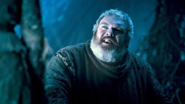 Hodor apareceu nas seis temporadas exibidas até agora. Foto: HBO/Divulgação