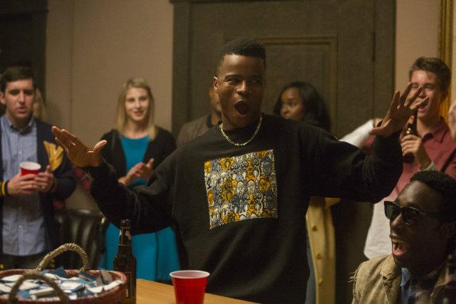 Na trama, o ator Marque Richardson interpreta Reggie. Foto: Netflix/Divulgação