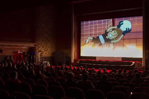 Festival será realizado no Cinema São Luiz. Foto: Mariana Guerra/Divulgação