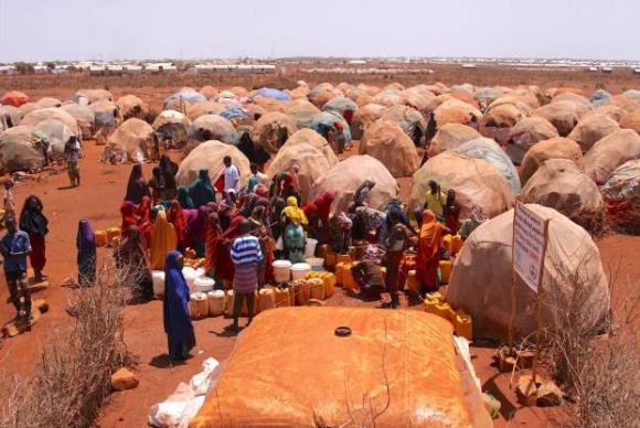 As ações para mitigar os efeitos da seca e da fome são a prioridade na Somália, diz a ONU. Foto: Unicef/Somália.