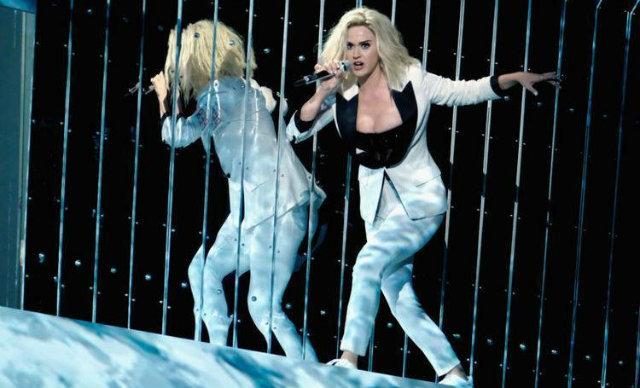 Esta será a primeira vez que Katy Perry sai em turnê desde o fim da Prismatic World Tour. Foto: CBS/Reprodução