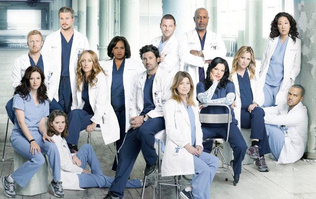 No ar desde março de 2015, Grey's anatomy já exibiu 13 temporadas na TV norte-americana. Foto: ABC/Divulgação