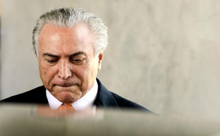 Michel Temer negou ter pedido pagamentos por silêncio. Foto: Marcelo Camargo/Agência Brasil (Michel Temer negou ter pedido pagamentos por silêncio. Foto: Marcelo Camargo/Agência Brasil)