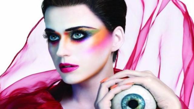 Katy Perry em foto promocional de sua nova fase. Foto: Capitol Records/Divulgação