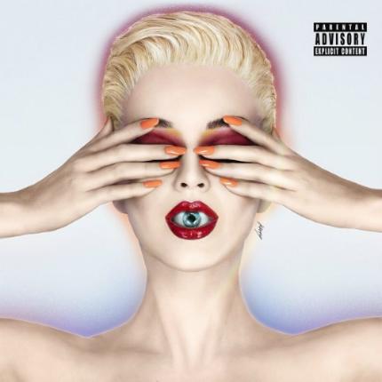 A capa do álbum Witness. Foto: Capitol Records/Divulgação