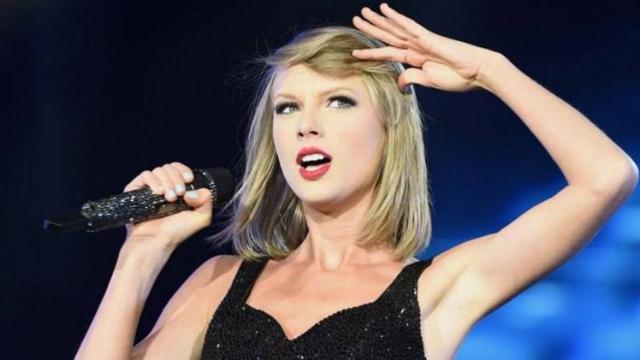 Discografia de Taylor Swift está de volta ao catálogo do Spotify. Foto: Robyn Beck/AFP