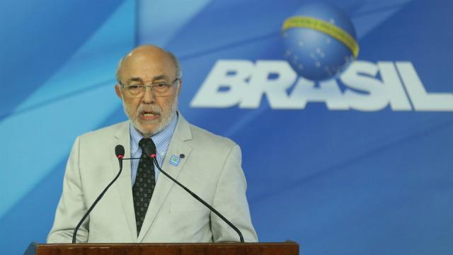 Em carta, João Batista de Andrade não ter interesse em ser efetivado no cargo de ministro da Cultura. Foto: Valter Campanato//Agência Brasil