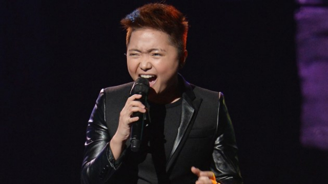 Charice Pempengo, agora Jake Zyrus, interpretou a personagem Sunshine Corazón. Foto: AFP