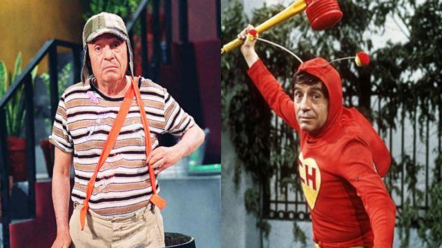 Os personagens de Roberto Bolaños foram um marco da TV latina. Foto: Televisa/Divulgação.