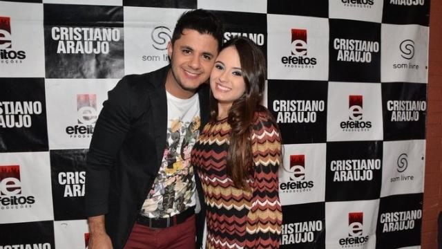 Morte de Cristiano Araújo e namorada chocou o país em junho de 2015. Twitter/Reprodução