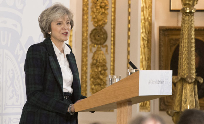 Foto: Jay Allen/The Prime Minister%u2019s Office