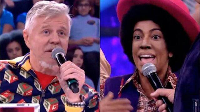 Artista afirmou que pretende gravar CD e que canta desde os 10 anos de idade. Foto: TV Globo/Reprodução