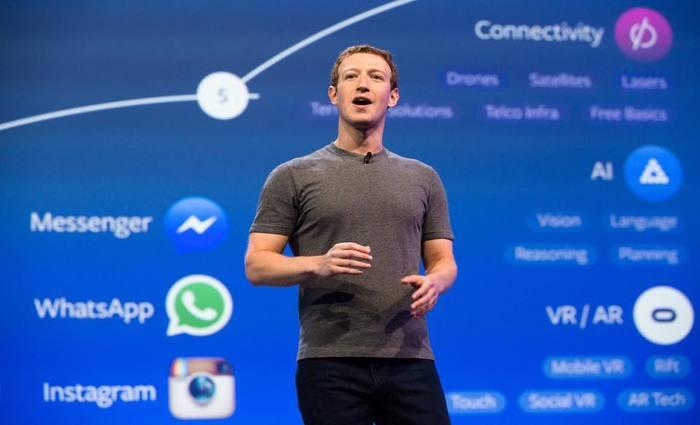 """A plataforma de cerca de dois bilhões de usuários mensais (1,94 bilhão no final de março) trabalha neste projeto com """"um pequeno grupo de sócios e criadores"""". Foto: Reprodução/Facebook/Mark Zuckerberg"""