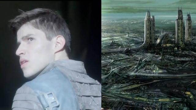 Krypton estreia em 2018. Foto: SyFy/Reprodução
