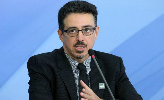 Jornalista, Sérgio Sá Leitão é pós-graduado em E-business e Políticas Públicas. Foto: Antônio Cruz/ Agência Brasil