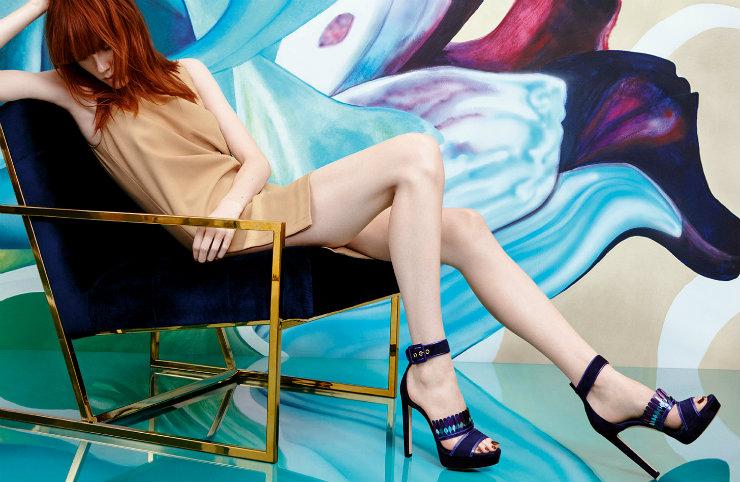 A grife Jimmy Choo foi posta à venda no mercado britânico e é reconhecida pelos sapatos de luxo usados por celebridades. Foto: Jimmy Choo/Divulgação