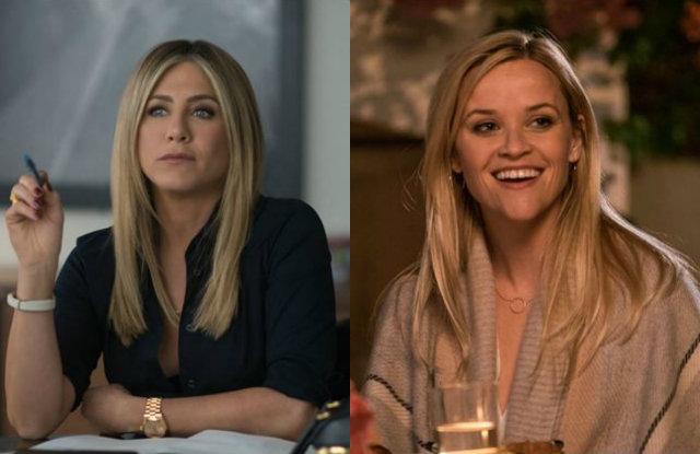 Jennifer e Reese voltam a contracenar 13 após fim do seriado Friends. Fotos: Paramount Pictures/Open Road Films/Divulgação