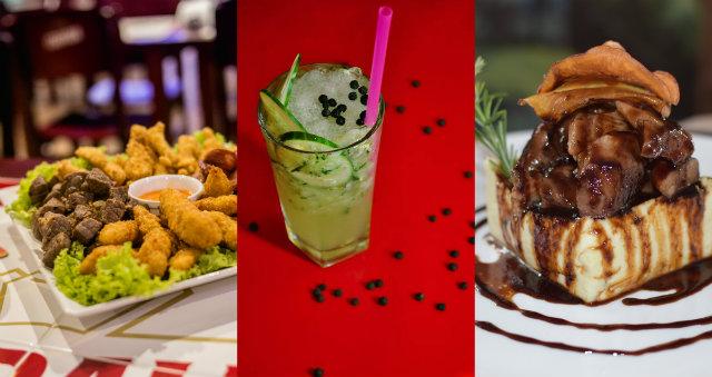 O Gastrô mapeou pubs do Recife cujo cardápio permite ao cliente saborear a balada. Fotos: Larissa Valença/Ursa Comedoria/Janela Comunicação