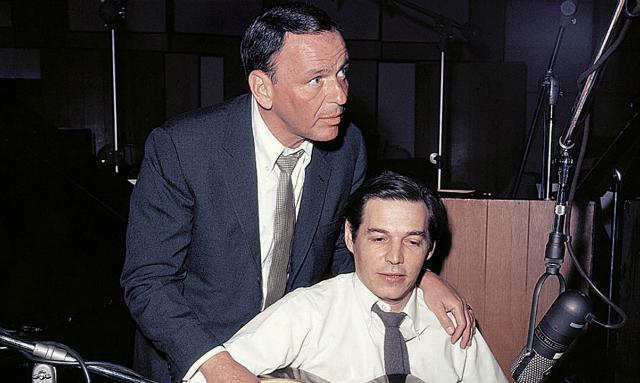 Primeiro encontro em estúdio entre os dois ícones da música ocorreu em 1967. Foto: Warner Music/Reprodução