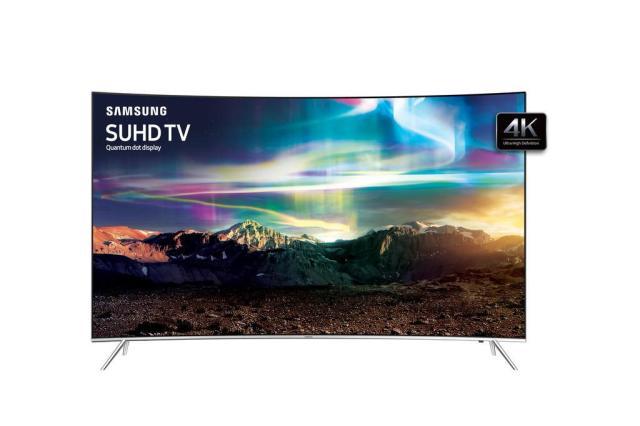 TV de tela quântica é o destaque da linha apresentada pela Samsung - Foto: Divulgação/Samsung