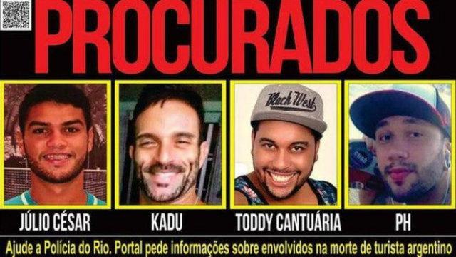 Ele estava sendo procurado pela Polícia Federal e pela Interpol desde março. Foto: PM-RJ/Divulgação