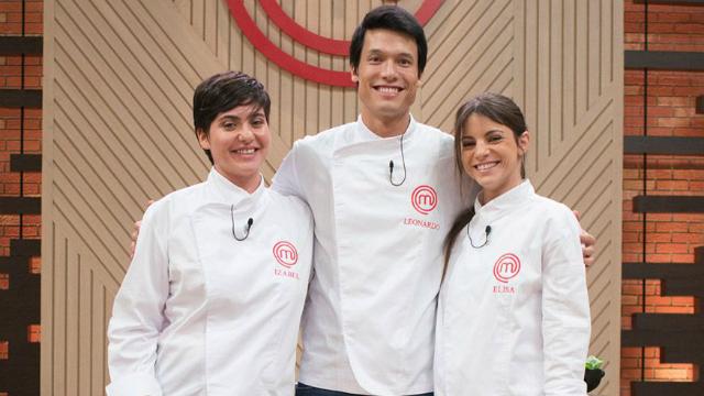 Os três semifinalistas terão de preparar pratos vencedores para disputar na final. Foto: Carlos Reinis/Reprodução