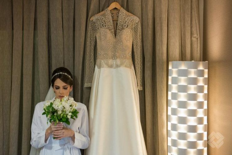 Tendências para guiar as noivas na hora de escolher o vestido estarão em pauta no evento, instalado na Zona Sul do Recife. Foto: Lucia Spessato/Acervo pessoal