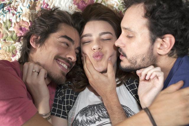 A produção acompanha a rotina de três amigos no início da vida adulta. Foto: MTV/Divulgação
