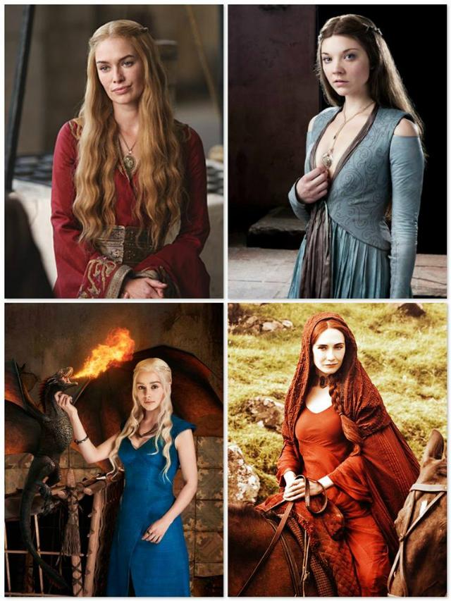 Michele Clapton afirma não tentar influenciar uma época apenas ao desenhar os figurinos das mulheres fortes da série da HBO. Foto: HBO/Divulgação