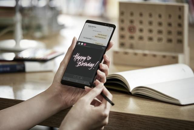 Live messages - Foto: Divulgação/Samsung