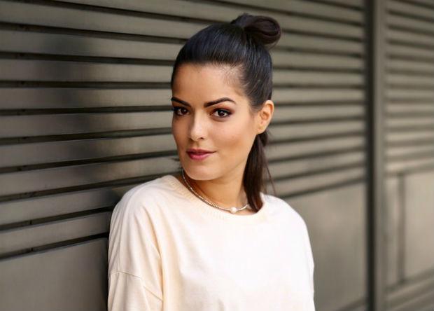 """""""Me sinto extremamente feliz em representar a Guerlain, ainda mais por ser uma marca que uso desde a minha adolescência"""". Foto: Mariah Bernardes/Divulgação"""
