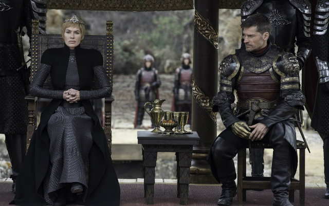 Sétima temporada chega ao final coma expectativa do último ano de Game of Thrones. Foto: HBO/Reprodução