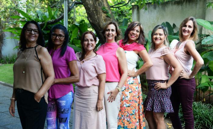 Guerreiras do Calendário lançam Edição 2018. Foto: Kaká Morais / Divulgação