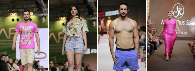 Estilo Moda Pernambuco ditou tendências para todos os corpos e bolsos. Fotos: EMP/Divulgação