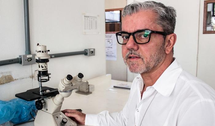 Pesquisadores brasilienses coordenados por Gerson Penna descobriram um novo padrão para o tratamento da hanseníase  (CBPF)
