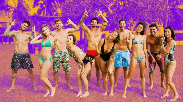 De Férias com o EX Brasil está na segunda temporada. Foto: MTV/Divulgação