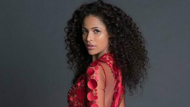 A piauiense Monalysa Alcântara, terceira mulher negra a vencer o Miss Brasil, é a representante brasileira da competição. Foto: Internet/Reprodução